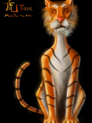 Year of TIGER 2010